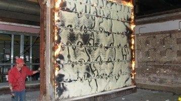 Branddörrar-under-testet